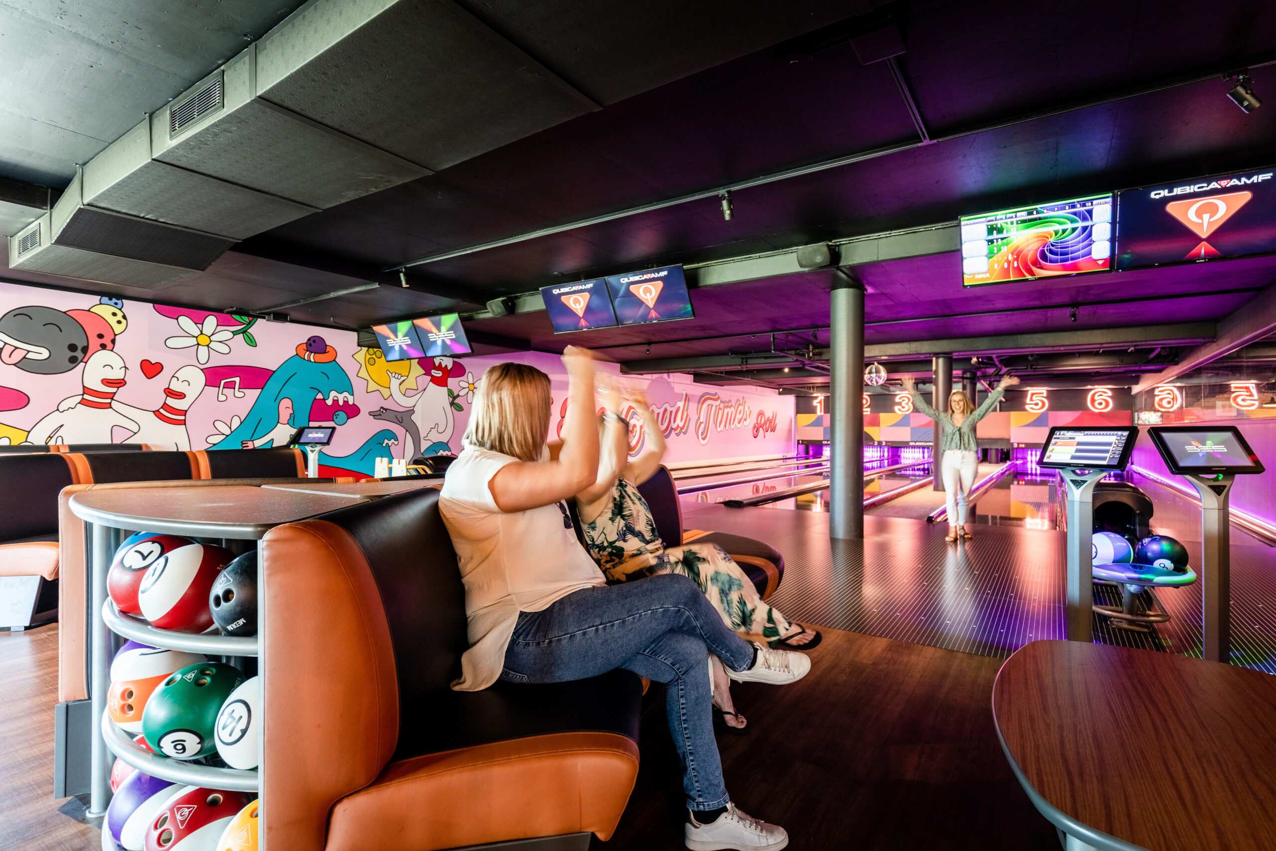 Social Alley Ten Pin Bowling, Diner & Bar - South West Rocks Country Club