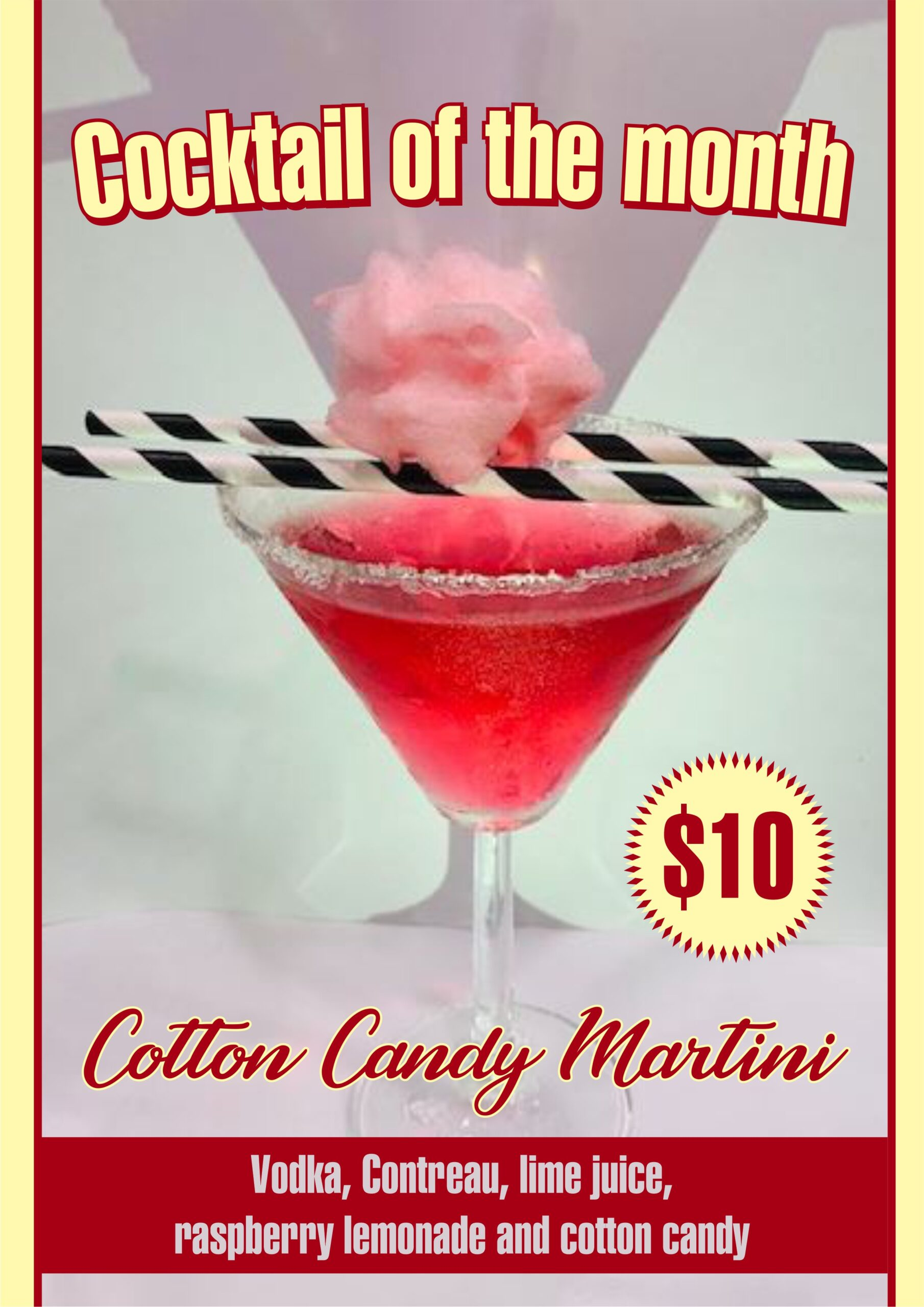 Cocktail of the Month - Social Alley December