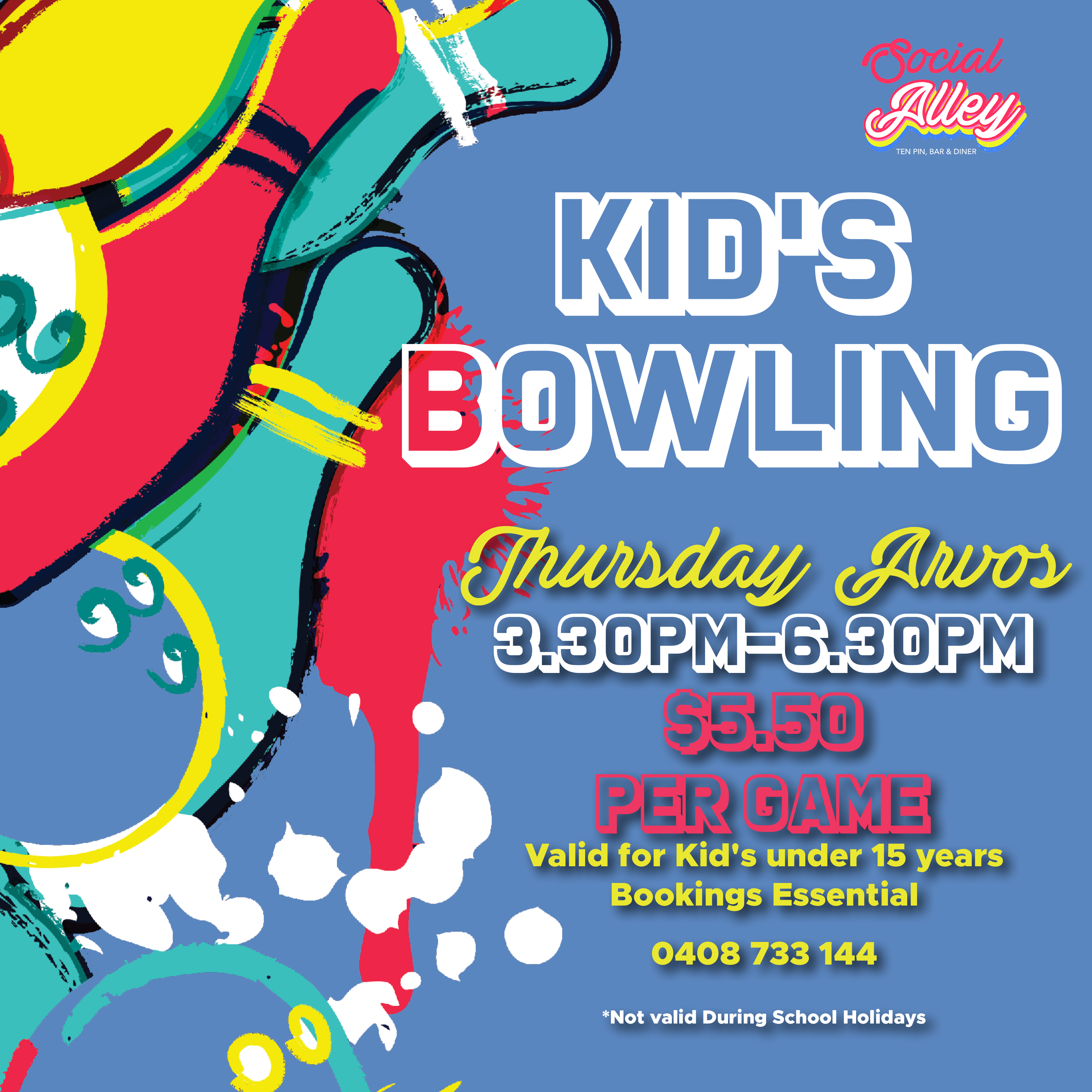 Social Alley - Wednesday Night Tenpin league
